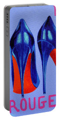 Irish Burlesque Shoes Portable Battery Charger
