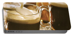 Irish Coffee Portable Battery Charger