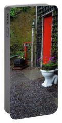 Irish Flower Potty Portable Battery Charger