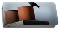 Irish Raven Portable Battery Charger