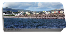 Irish Seaside Village - Co Kerry  Portable Battery Charger