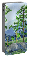 Iron Mountain Road Portable Battery Charger