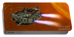 Ironstar In Space Portable Battery Charger