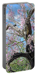Ironwood In Bloom Portable Battery Charger