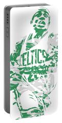 Isaiah Thomas Boston Celtics Pixel Art 15 Portable Battery Charger