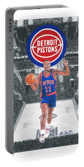 Isiah Thomas Portable Battery Charger