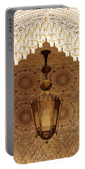 Islamic Plasterwork Portable Battery Charger