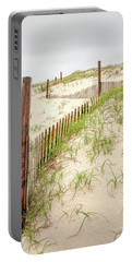Island Beach Dunes Portable Battery Charger