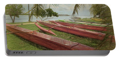 Island Sketches Portable Battery Charger