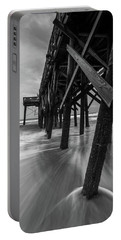 Isle Of Palms Pier Water In Motion Portable Battery Charger