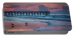 Isle Of Palms Morning Portable Battery Charger