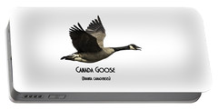 Isolated Canada Goose 2015-1 Portable Battery Charger
