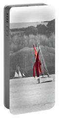 Isolated Yacht Carrick Roads Portable Battery Charger