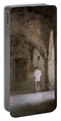 Portable Battery Charger featuring the photograph Istanbul, Turkey - The Old Han by Mark Forte