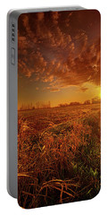 Portable Battery Charger featuring the photograph It Just Is by Phil Koch