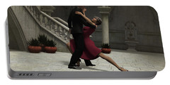 It Takes Two To Tango Portable Battery Charger