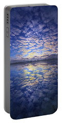 Portable Battery Charger featuring the photograph It Was Your Song by Phil Koch
