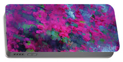 Portable Battery Charger featuring the photograph It'a Raining It's Pouring Two by Craig Wood