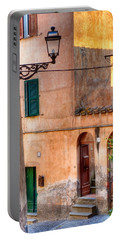 Italian Alley Portable Battery Charger