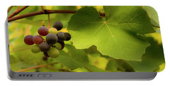 Italian Grapevine Portable Battery Charger