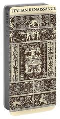 Italian Renaissance Portable Battery Charger