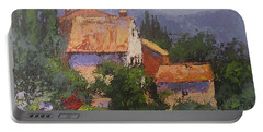 Italian Village Portable Battery Charger