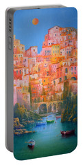 Impressions Of Italy   Portable Battery Charger