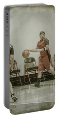 Portable Battery Charger featuring the photograph It's My Ball by Ronald Santini