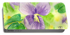 It's Spring Portable Battery Charger