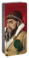 Ivan The Terrible Portable Battery Charger by English School