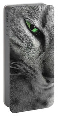 I've Got My Eye On You.  Portable Battery Charger