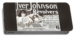 Iver Johnson Revolvers Portable Battery Charger