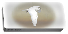 Ivory Gull Portable Battery Charger