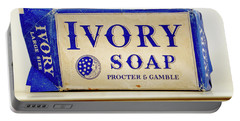 Ivory Soap Portable Battery Charger