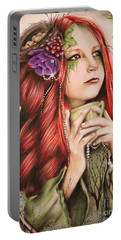 Ivy Portable Battery Charger by Sheena Pike