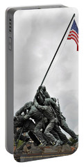 Iwo Jima Memorial Portable Battery Charger