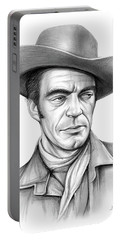 Cowboy Jack Elam Portable Battery Charger