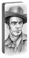 Cowboy Jack Elam Portable Battery Charger