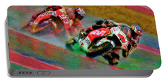 Jack Miller Leads Mark Marquez Portable Battery Charger