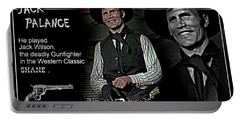Jack  Palance Portable Battery Charger