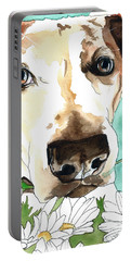 Gracie Jack Russell Portable Battery Charger