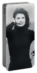 Jackie Kennedy - Painting Portable Battery Charger