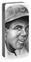 Jackie Robinson Portable Battery Charger