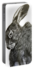 Jackrabbit Jock Portable Battery Charger by Linde Townsend
