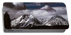 Jackson Lake Peaks Portable Battery Charger