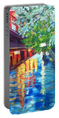 Jackson Square Reflections Portable Battery Charger