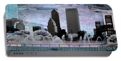 Jacksonville Florida Portable Battery Charger by Bob Pardue
