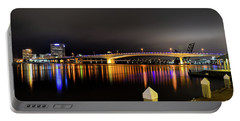 Jacksonville Night Sky Portable Battery Charger