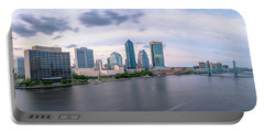 Jacksonville Panorama Portable Battery Charger