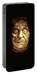 Jacob Marley Portable Battery Charger by Fred Larucci
